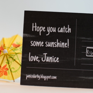 postcard 2b- Janice