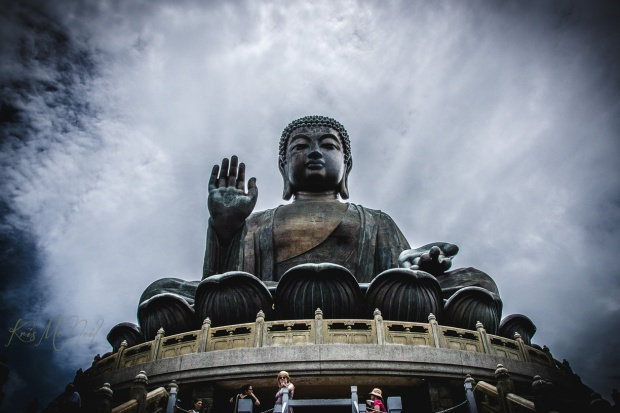 Big Buddha Lantau km