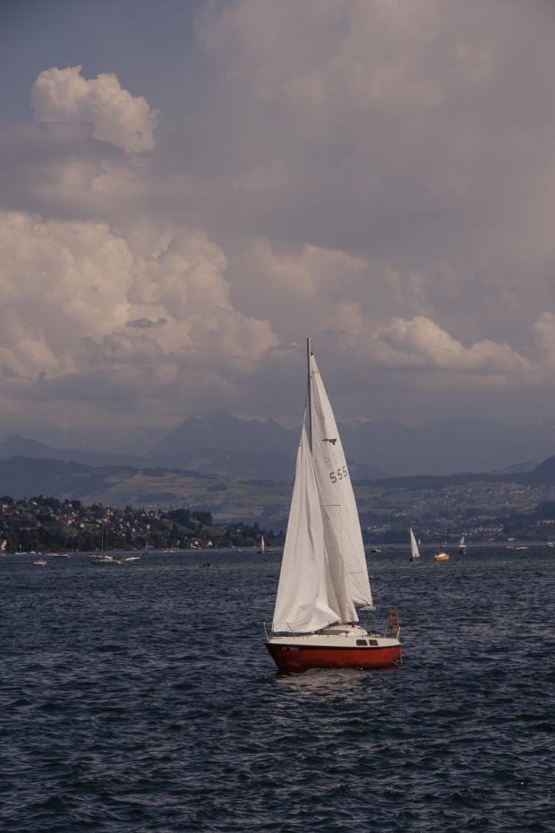 12 365+1 Lake Zürich