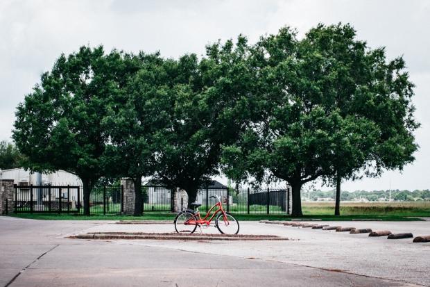 207.365.2018 Red Schwinn - NASA Bikes