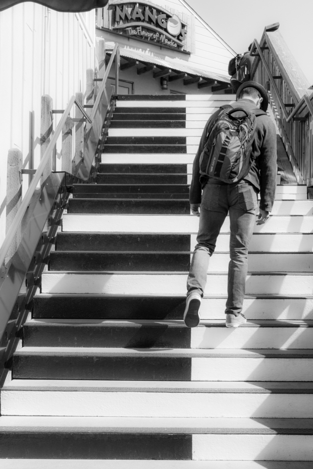 238.365.2018 Pier 39 Piano Stairs