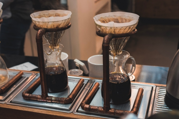 242.365.2018 Pour Over Coffee at OxBow Market
