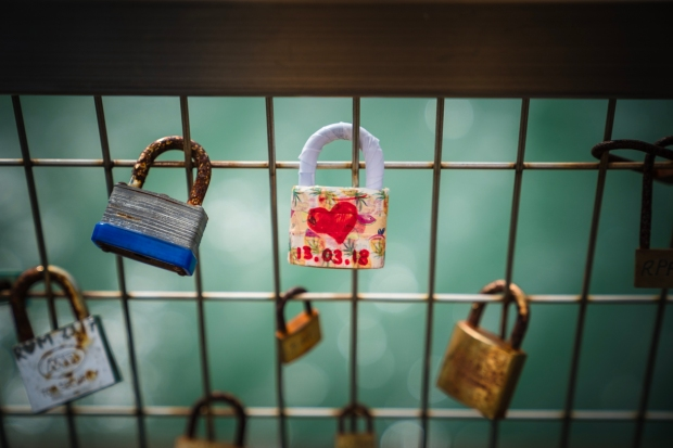 301.365.2018 Love Locks, Auckland Harbour, Auckland NZ